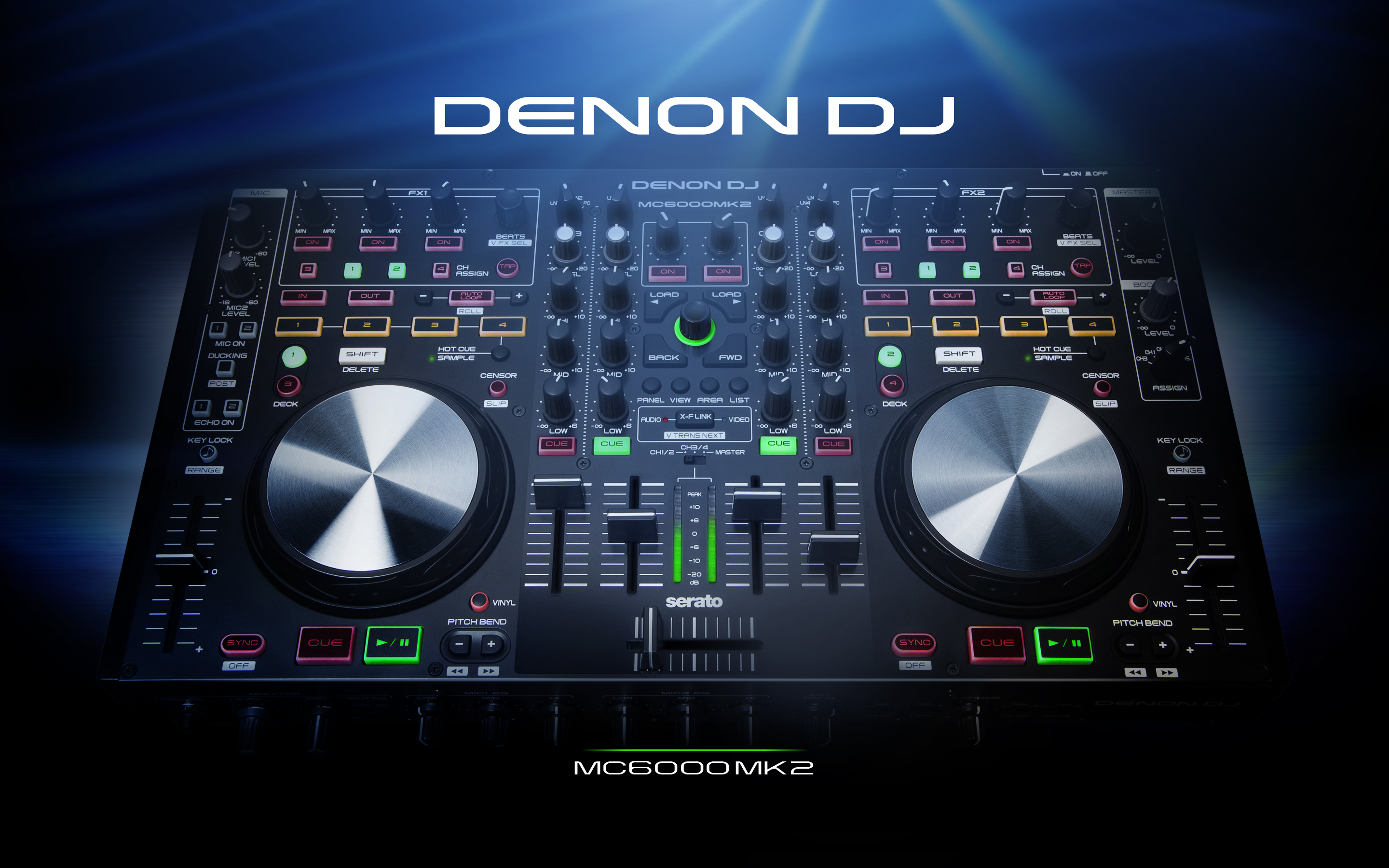 Software downloads, manuals and documentation - Denon DJ