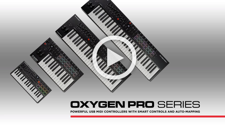 Oxygen Pro Family